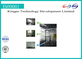 China IP1-7 Comprehensive Water Spray Test Chamber with Calibration Certificate supplier