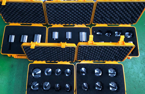 China IEC 60309-2 Gauges  |  Plugs , Socket-Outlets And Couplers For Industrial Purposes supplier