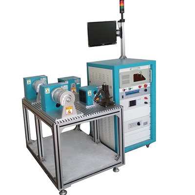 China Balance Car Electric Motor Testing System , DC Motor Loading Test System factory