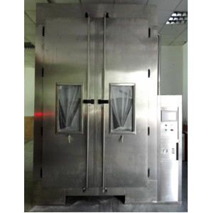 IP5X IP6X Environmental Test Chamber New Energy Vehicle Dust Testing Equipment