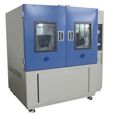 China JIS-D0207-F2 IEC60529 EN 6052 Sand Dust Test Chamber Validating Product Seal Integrity factory