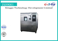 Custom Battery Testing Machine Three Zones Thermal Shock Tester GJB Standard