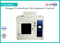 High Efficiency Flame Test Equipment / Glow Wire Test Apparatus Equipment